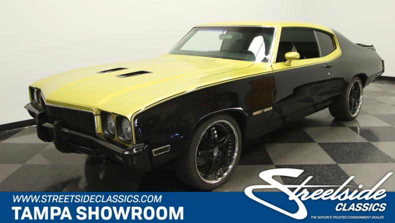 For Sale: 1972 Buick Skylark