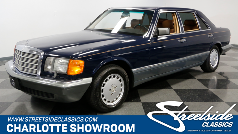 For Sale: 1986 Mercedes-Benz 560
