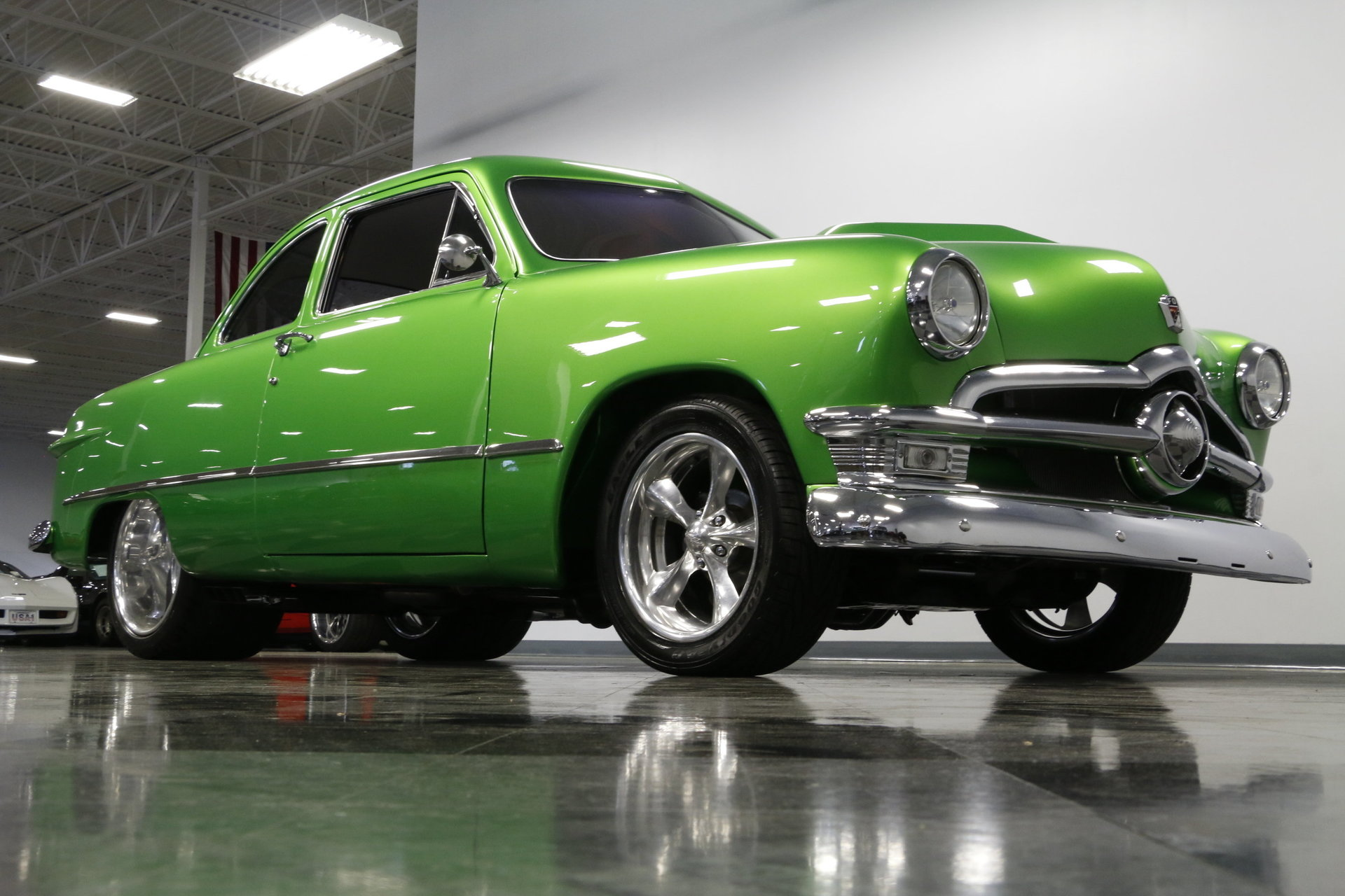 1950 ford business coupe pro street for sale 87765 mcg. Black Bedroom Furniture Sets. Home Design Ideas