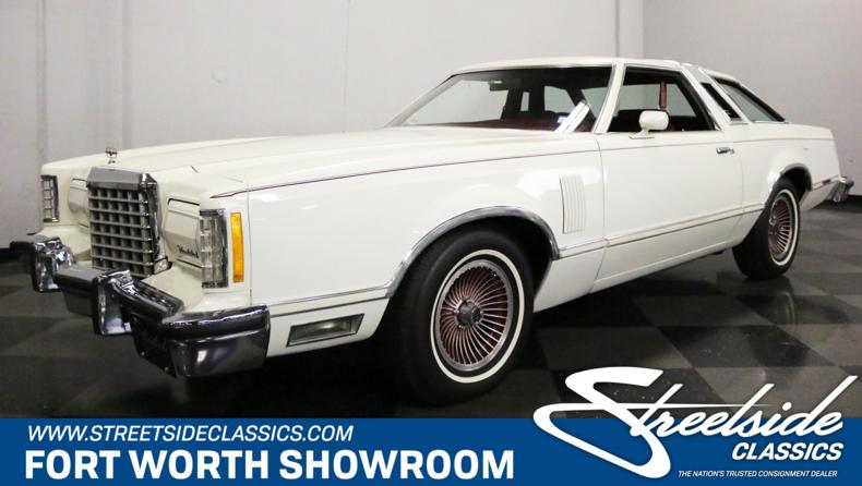 For Sale: 1977 Ford Thunderbird