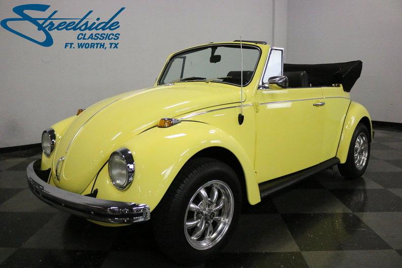 For Sale: 1969 Volkswagen Beetle