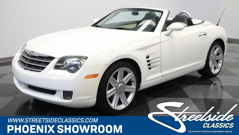 For Sale: 2005 Chrysler Crossfire