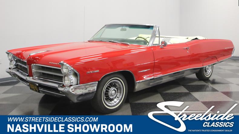 For Sale: 1965 Pontiac Bonneville