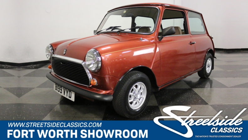 For Sale: 1984 Austin Mini