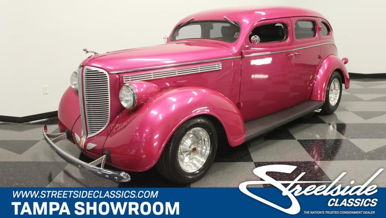 For Sale: 1938 Dodge D8