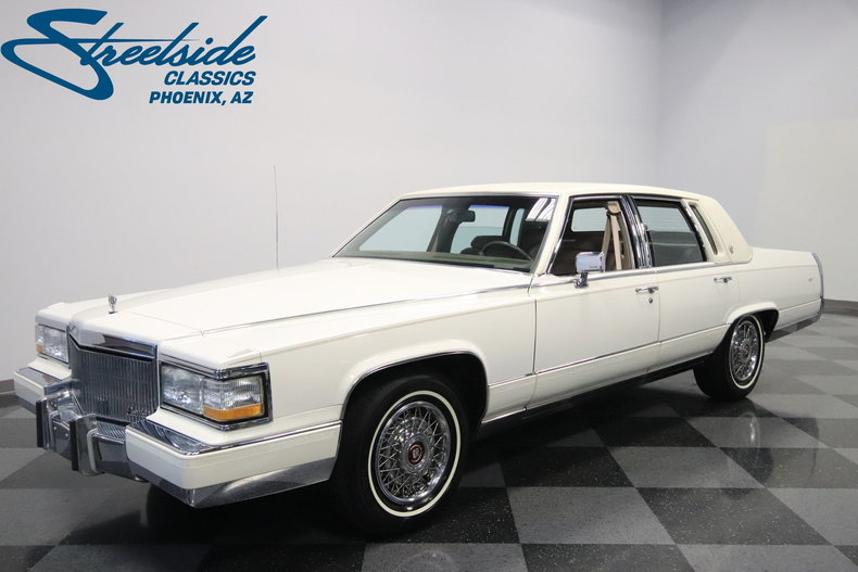 For Sale: 1991 Cadillac Brougham
