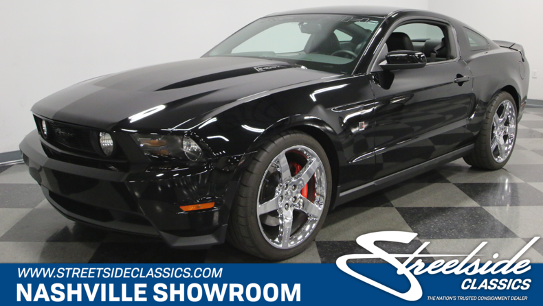 For Sale: 2010 Ford Mustang