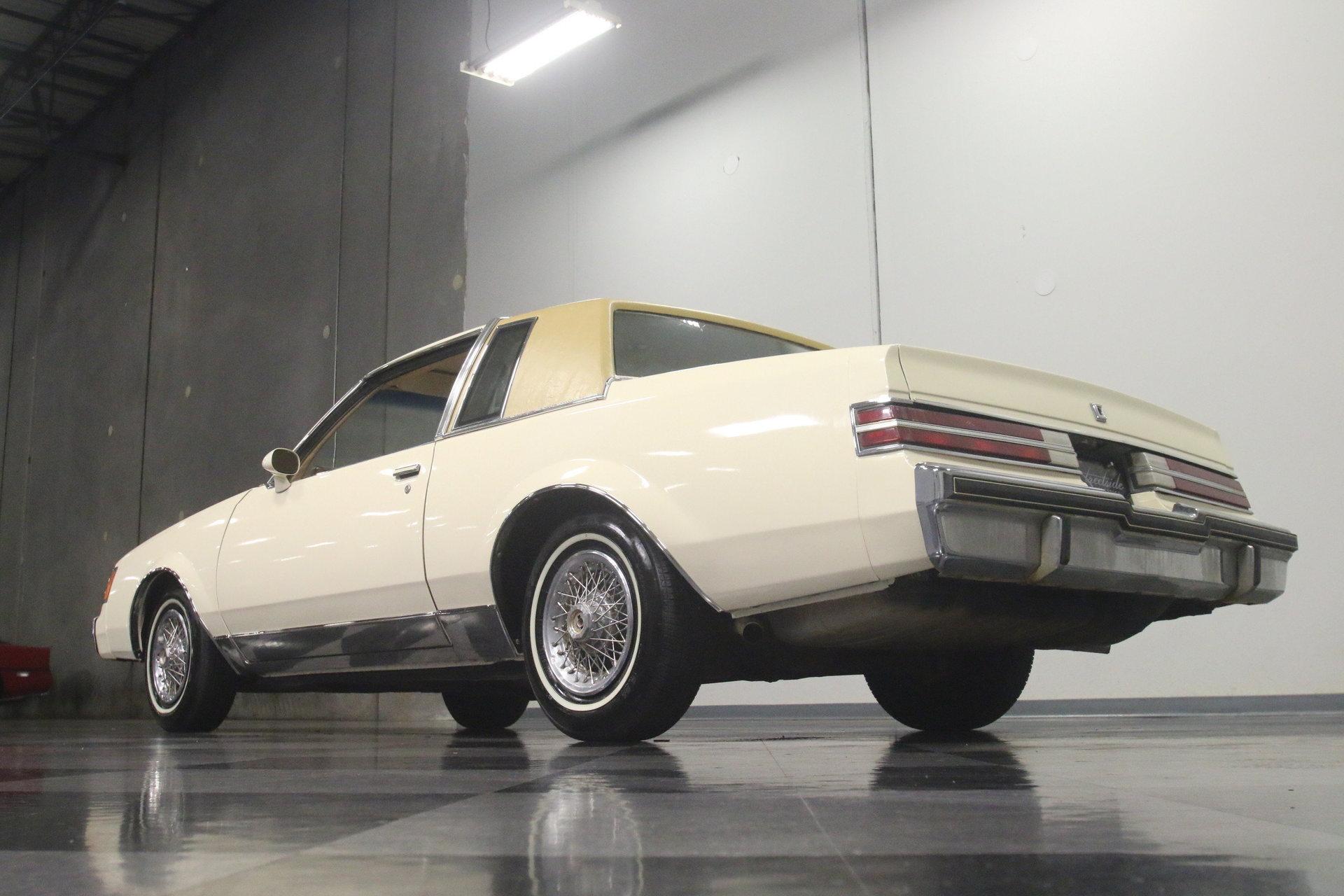 Phoenix Auto Sales >> 1985 Buick Regal   Streetside Classics - The Nation's Trusted Classic Car Consignment Dealer