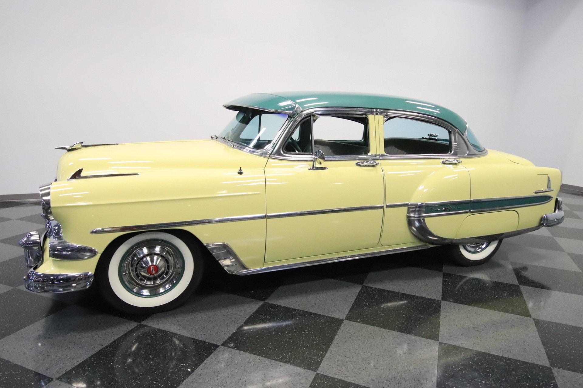 1954 Chevrolet Bel Air For Sale 88525 Mcg