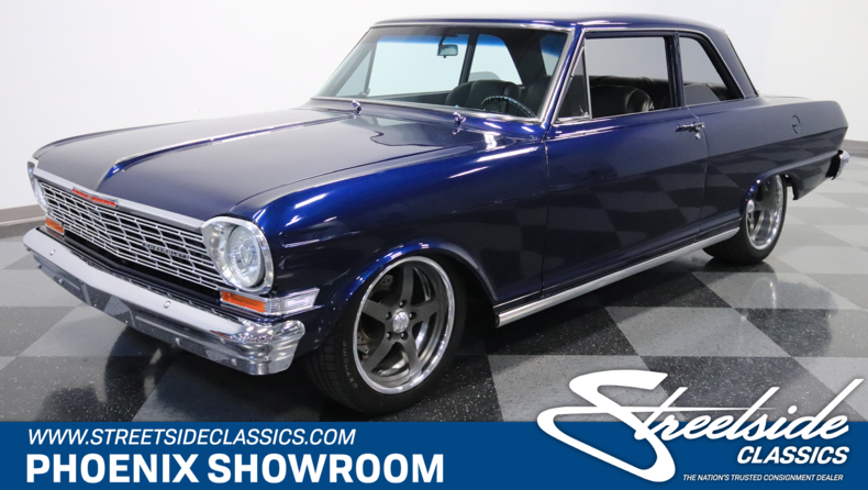 For Sale: 1964 Chevrolet Nova