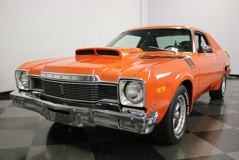 1977 Dodge Aspen 20