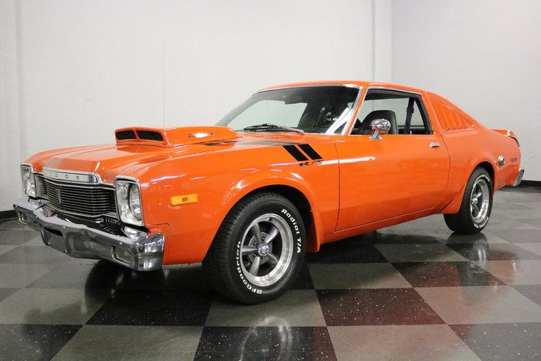 1977 Dodge Aspen 5
