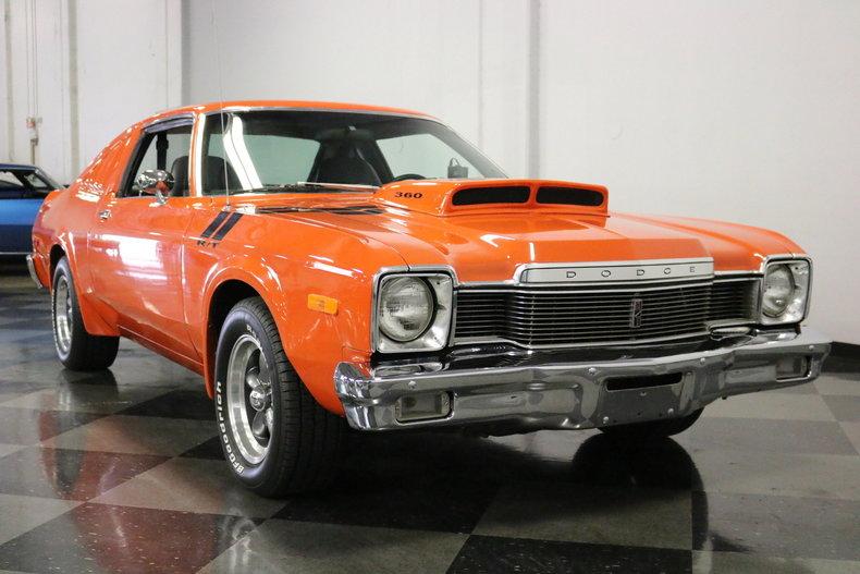 1977 Dodge Aspen 18