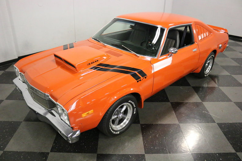 1977 Dodge Aspen 21
