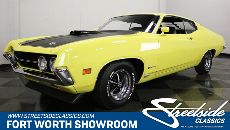 For Sale: 1970 Ford Torino