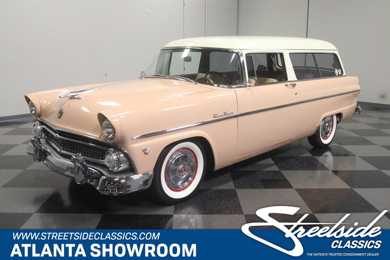 For Sale: 1955 Ford Ranch Wagon