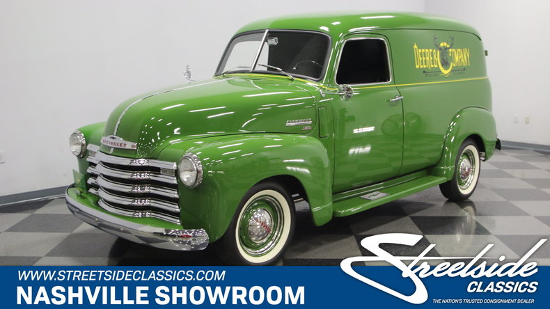 For Sale: 1950 Chevrolet Suburban