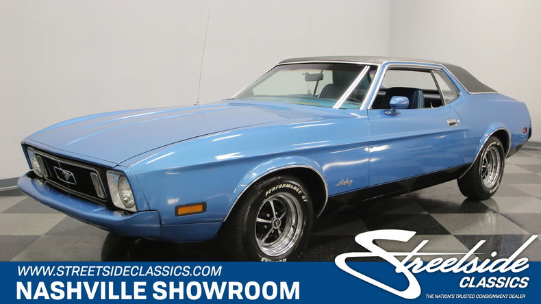 For Sale: 1973 Ford Mustang