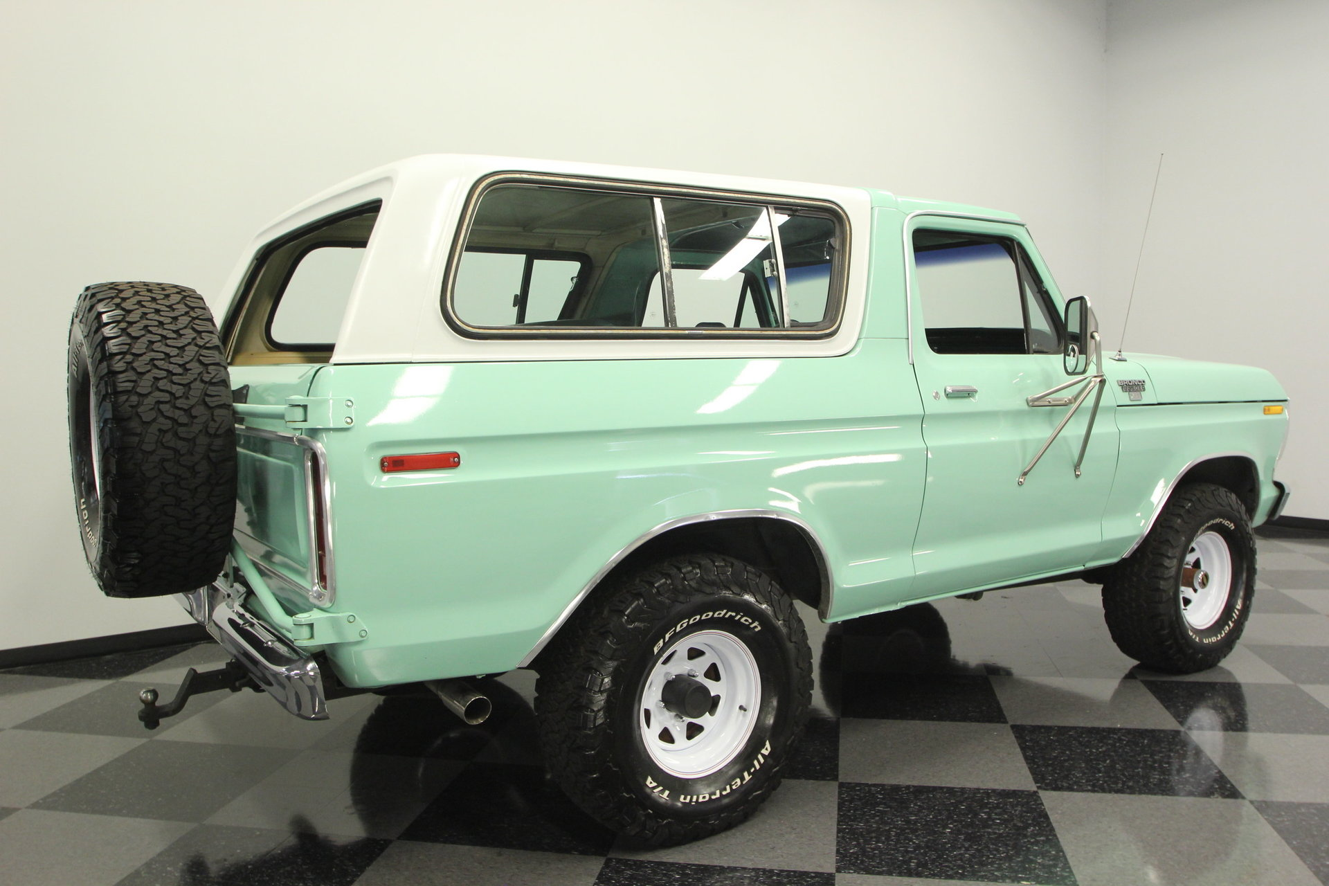 1978 Ford Bronco Streetside Classics The Nations Trusted 1949 4x4 Pickup Trucks View 360