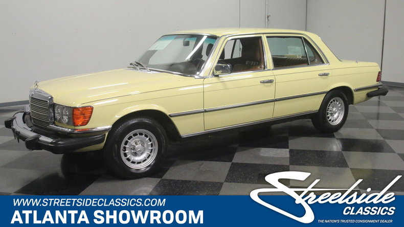 For Sale: 1978 Mercedes-Benz 450SEL