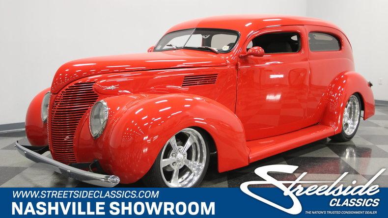 For Sale: 1938 Ford 2 Door Sedan