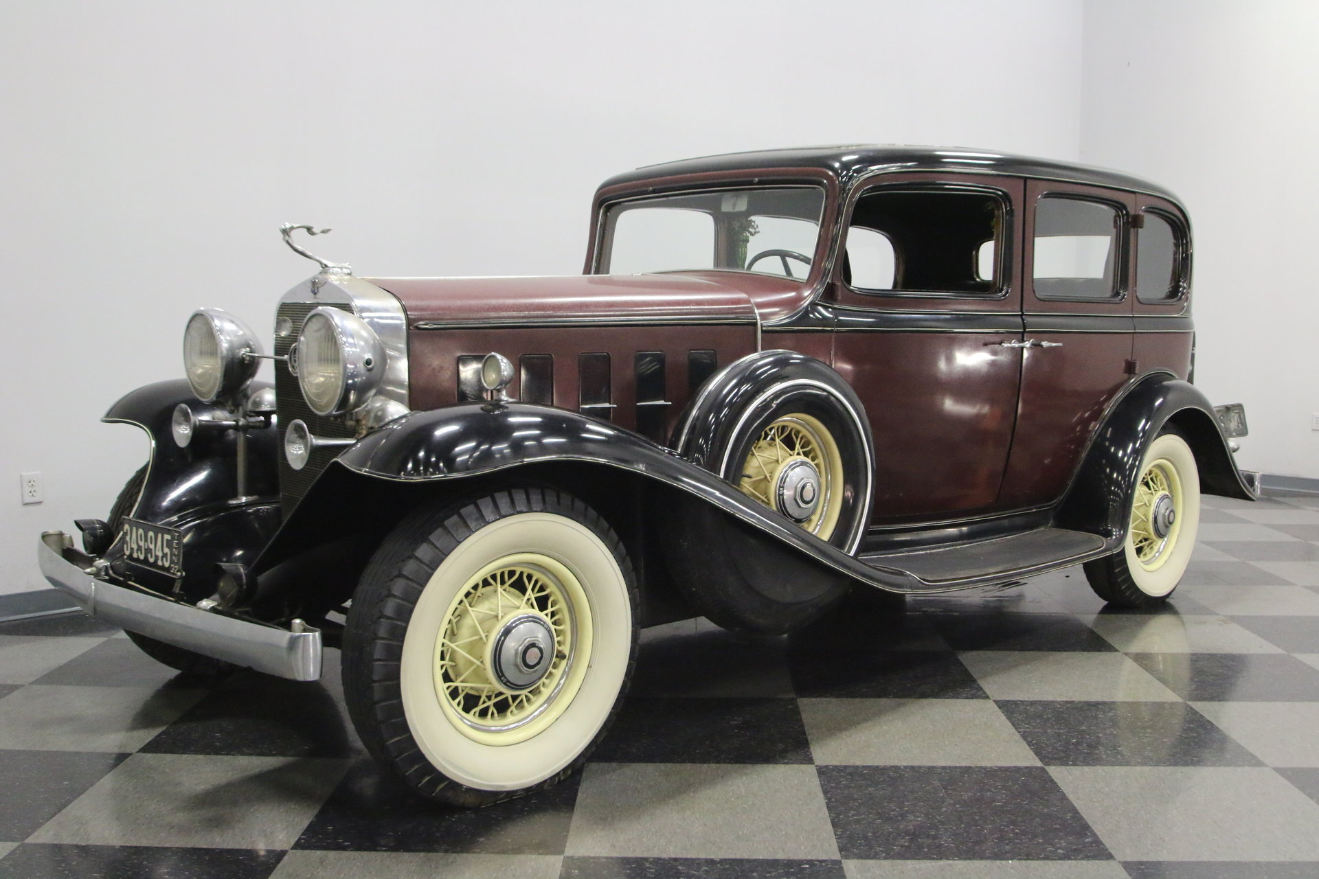 1932 Cadillac LaSalle   Streetside Classics - The Nation's ...