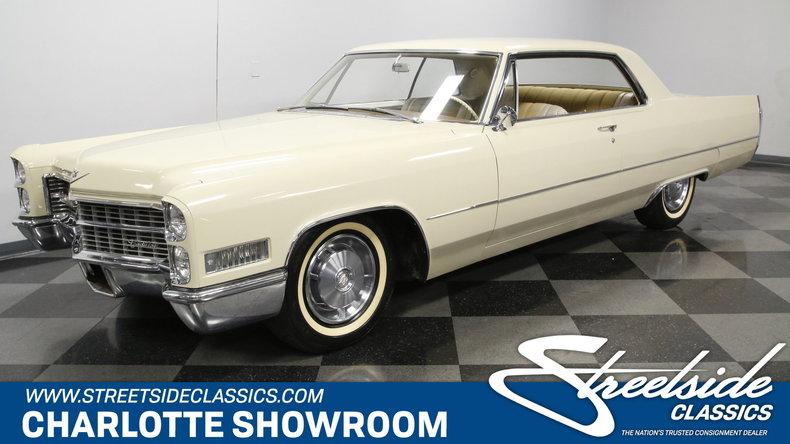 For Sale: 1966 Cadillac Calais