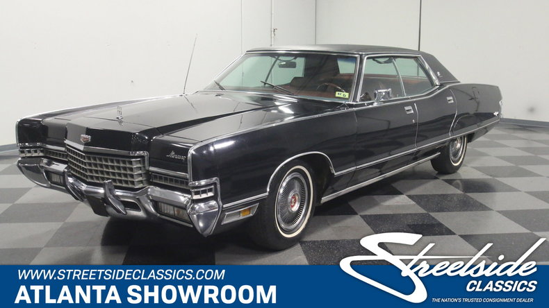 For Sale: 1972 Mercury Marquis