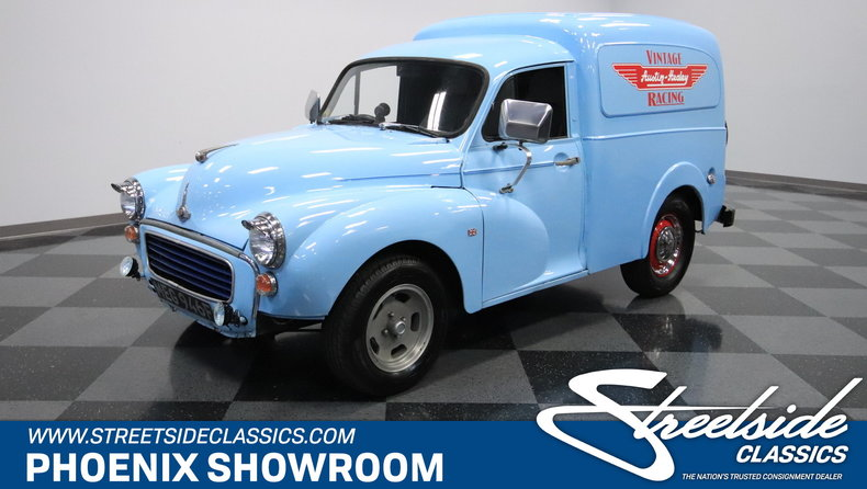 For Sale: 1968 Morris Minor