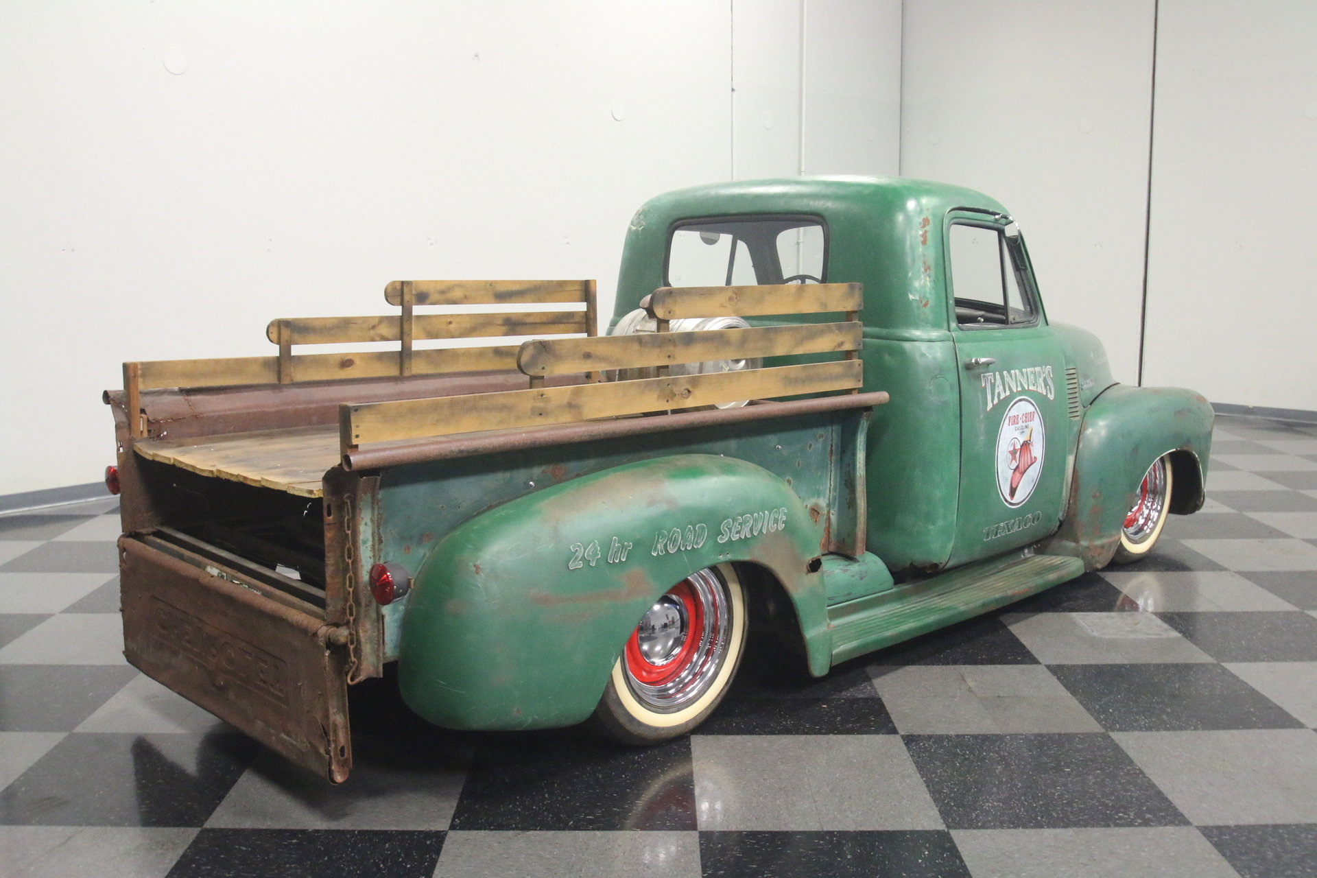 1952 Chevrolet 3100 Streetside Classics The Nations Trusted 1949 Chevy Truck Frame Swap View 360