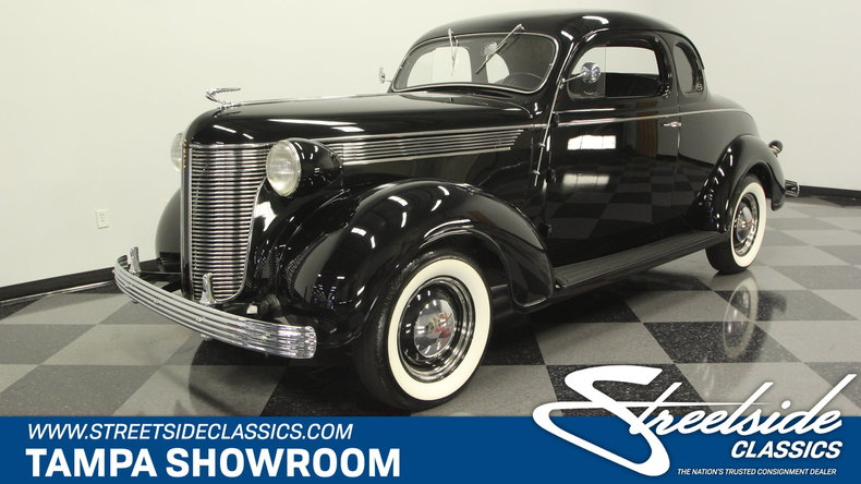 For Sale: 1937 DeSoto Rumble Seat Coupe
