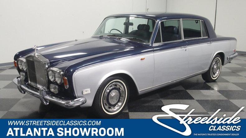 For Sale: 1971 Rolls-Royce Silver Shadow II