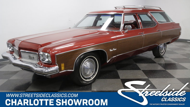 For Sale: 1973 Oldsmobile 88