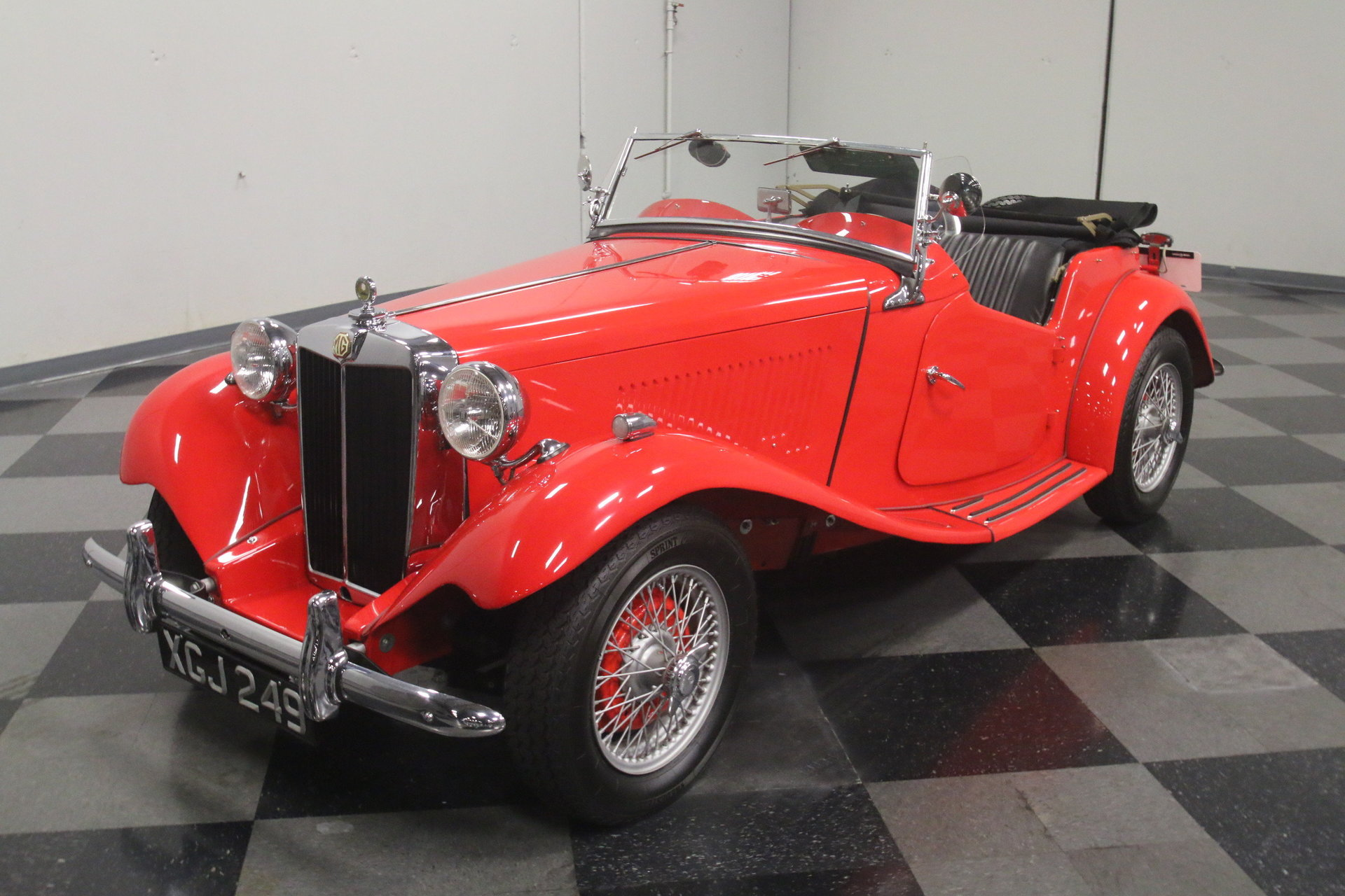 1950 Mg Td Streetside Classics The Nation S Trusted