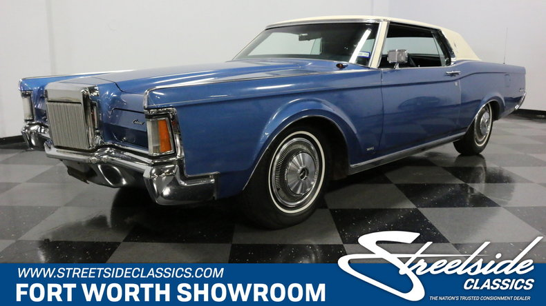 For Sale: 1971 Lincoln Continental