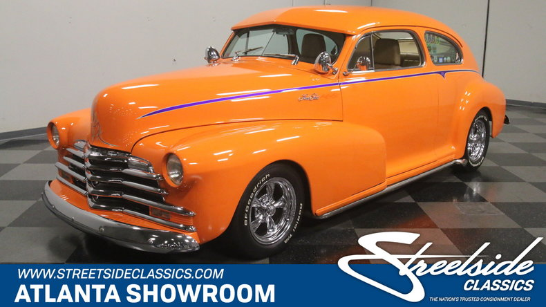 For Sale: 1948 Chevrolet Sedan