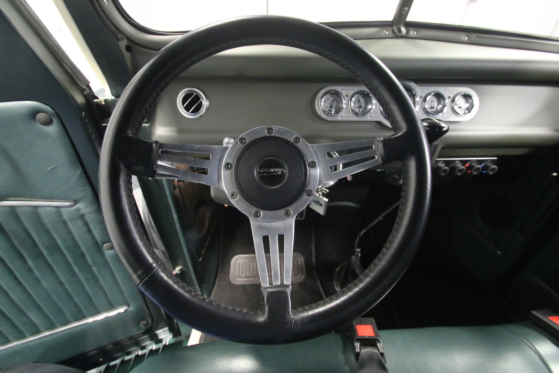 1940 Ford Truck Streetside Classics The Nations Trusted Classic 1941 Steering Column View 360
