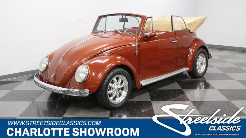 For Sale: 1977 Volkswagen Beetle Convertible