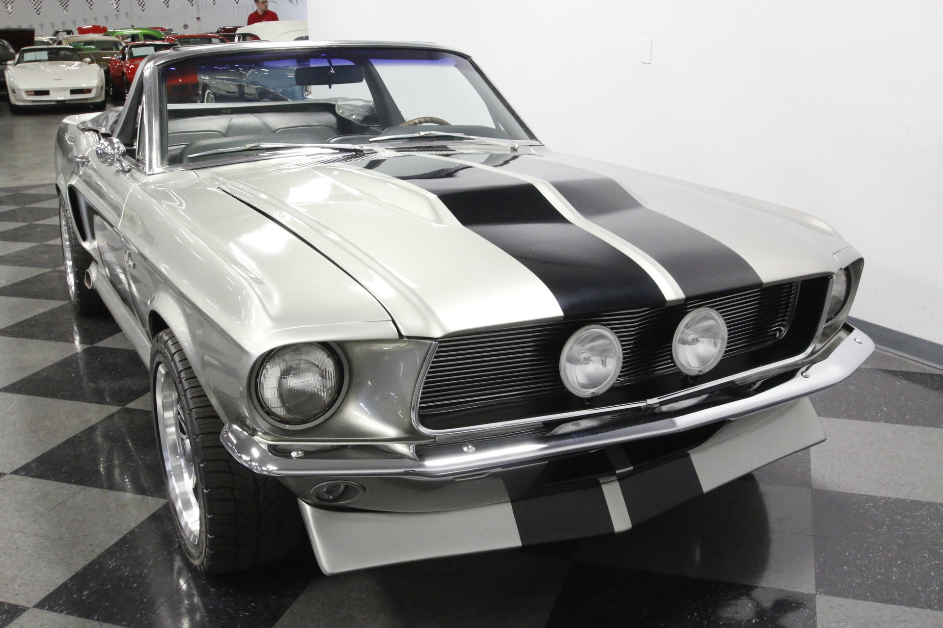 1967 Ford Mustang Shelby GT500E Eleanor Restomod for sale ...