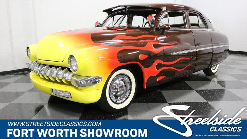 For Sale: 1950 Mercury Eight