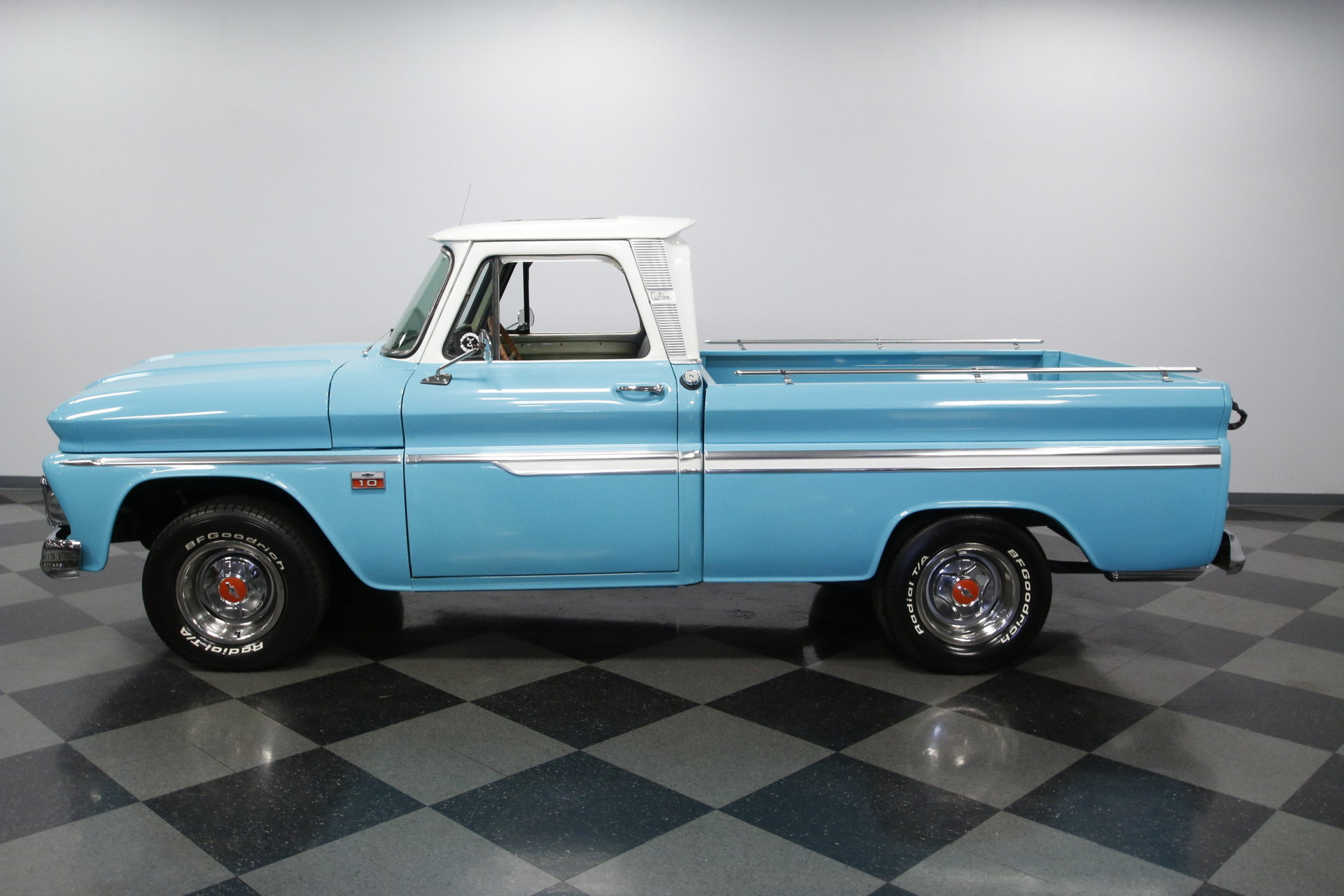 1966 Chevrolet C10 Berlin Motors Pick Up For Sale