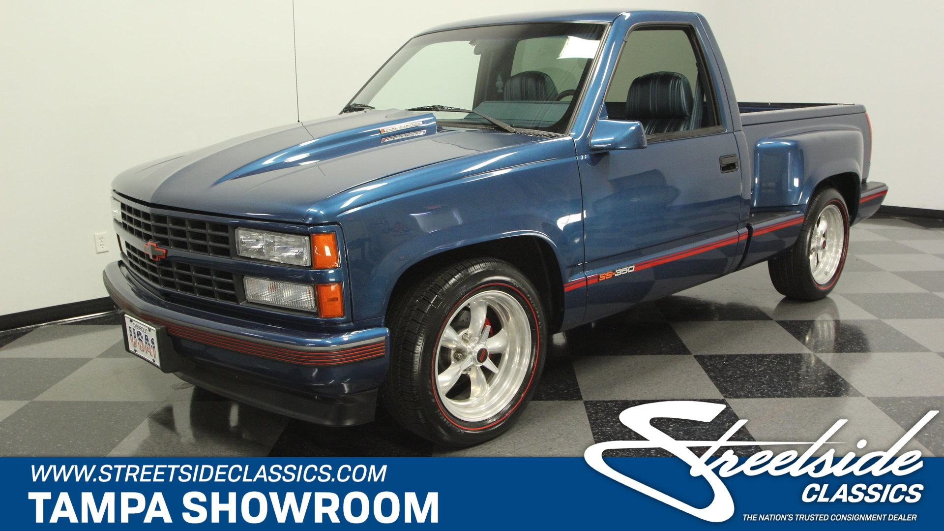 For Sale: 1990 Chevrolet Silverado. Spincar view. Play Video