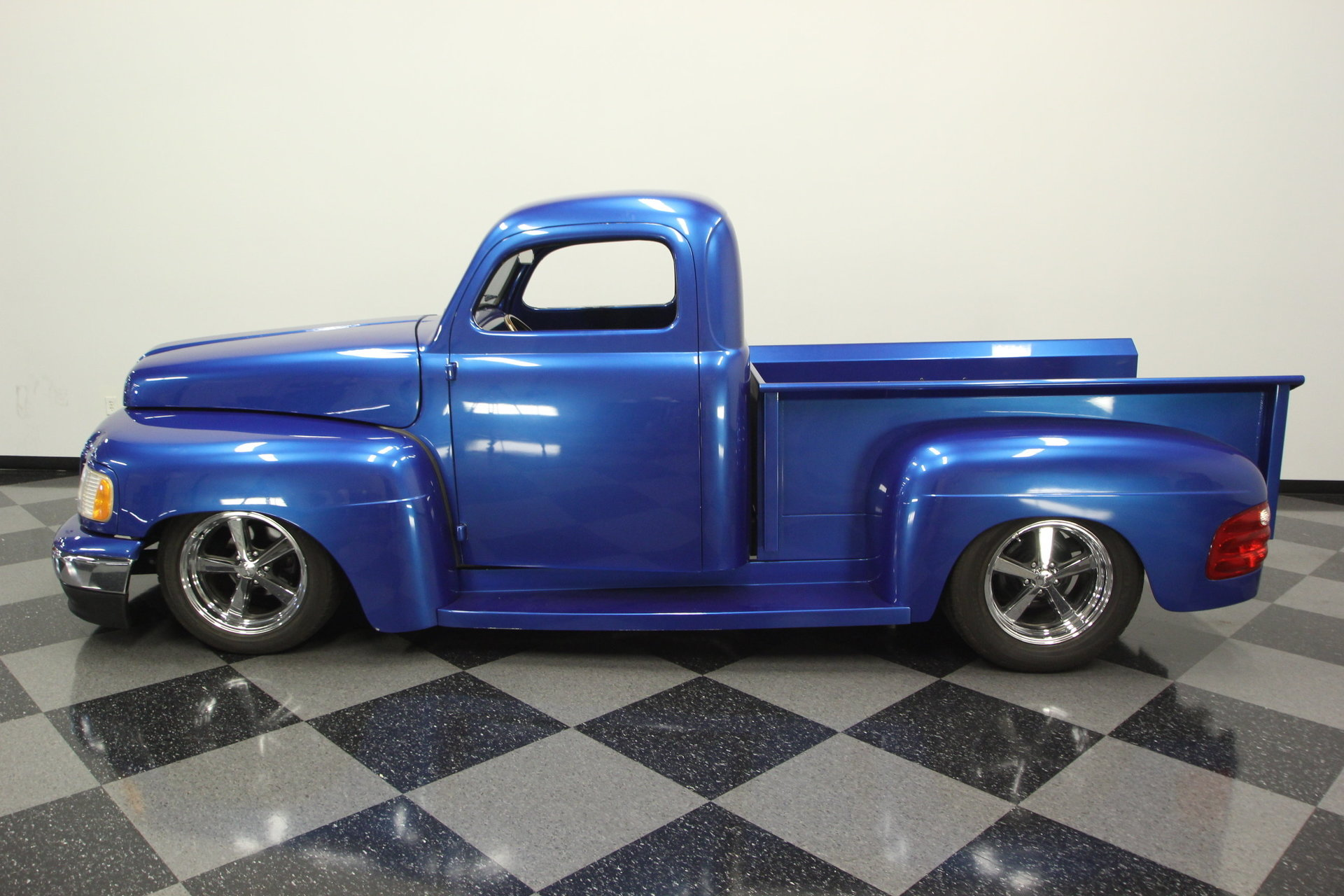 1948 Ford F 1 Streetside Classics The Nations Trusted Classic Pickup Truck Show More Photos