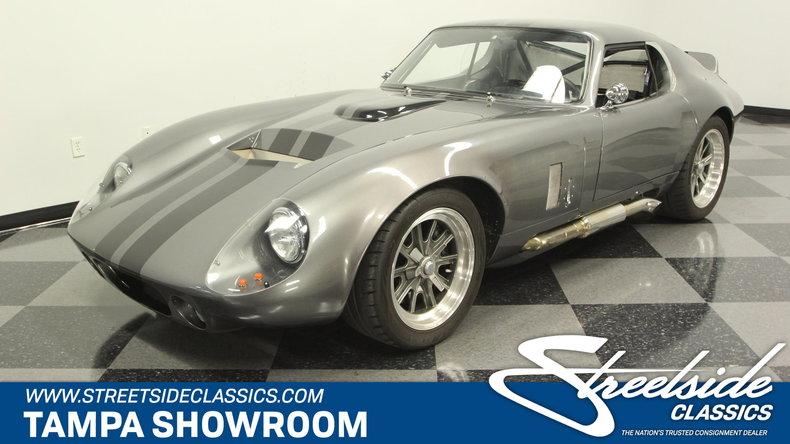 For Sale: 1965 Shelby Daytona