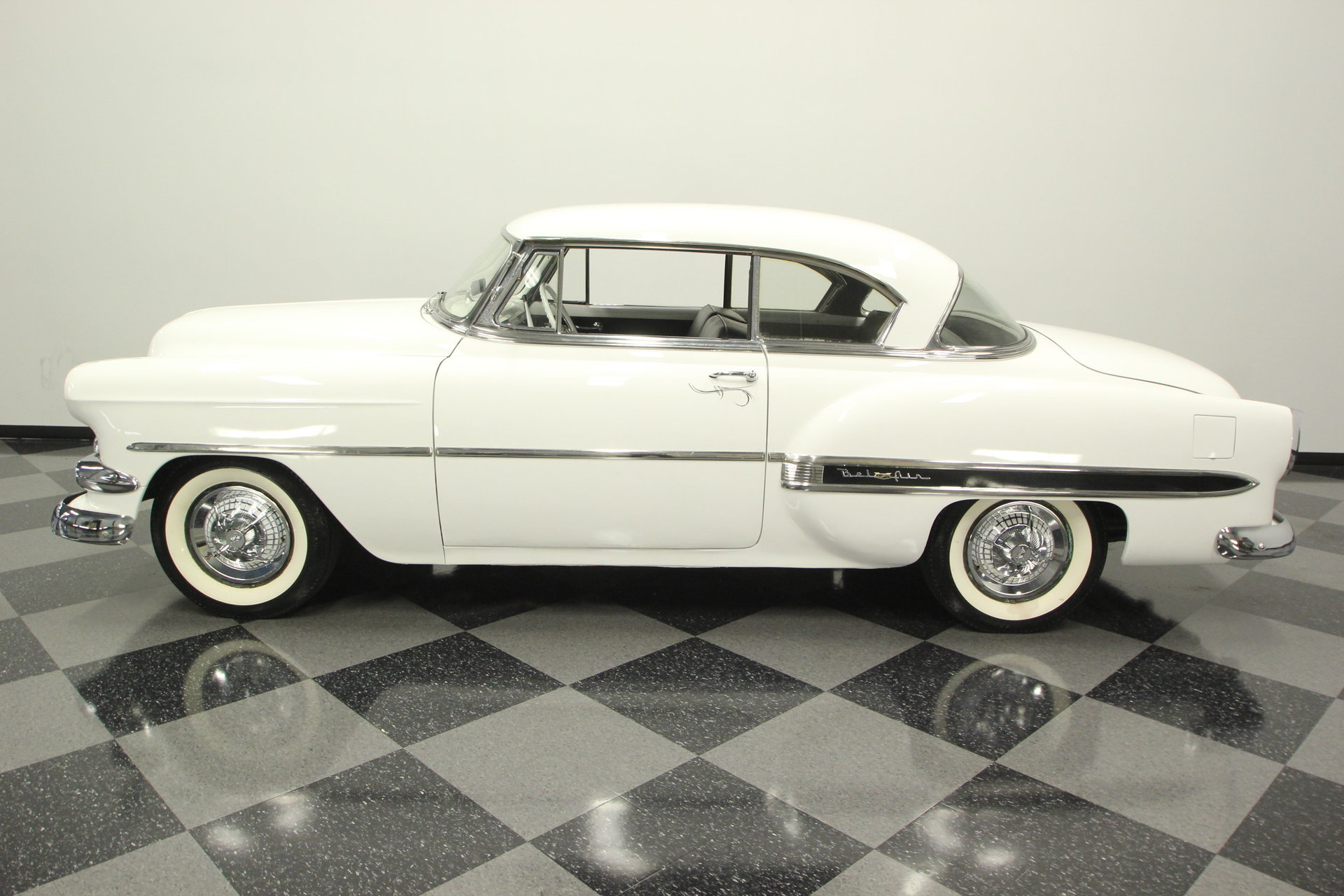 1954 Chevrolet Bel Air Streetside Classics The Nations Trusted Chevy Show More Photos
