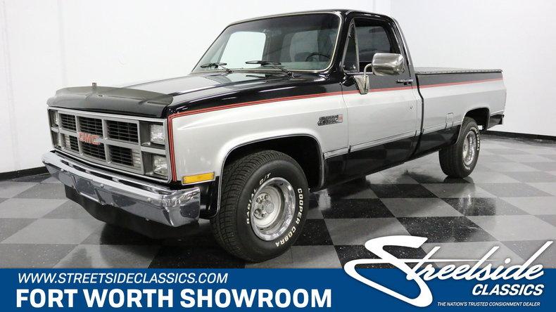 For Sale: 1984 GMC Sierra