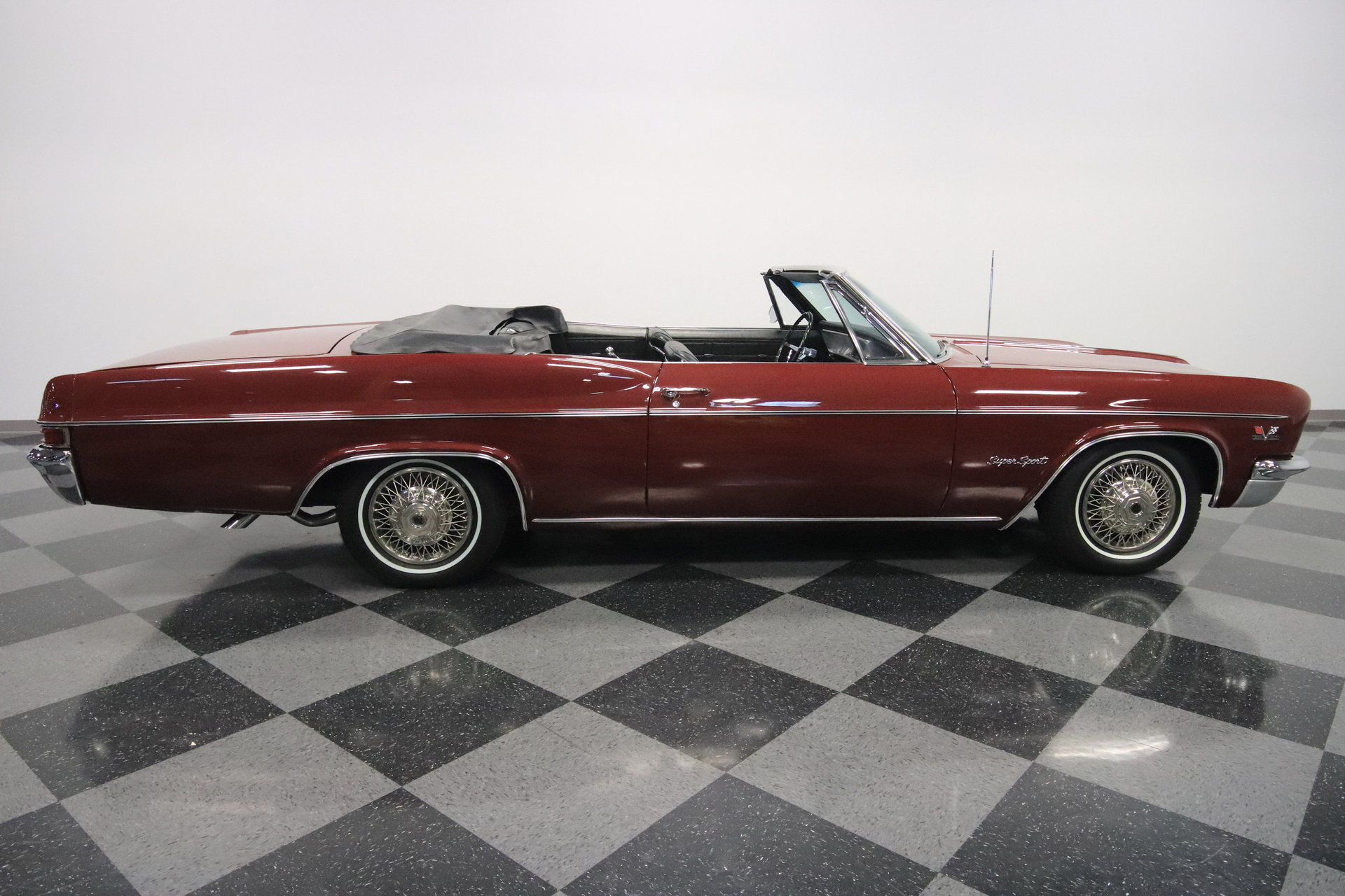 1966 Chevrolet Impala Streetside Classics The Nations Trusted Chevy Suspension Show More Photos