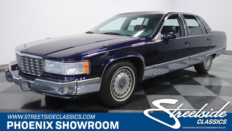 For Sale: 1994 Cadillac Fleetwood