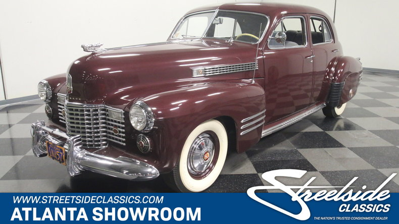 For Sale: 1941 Cadillac Series 62