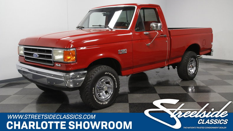 For Sale: 1989 Ford F-150